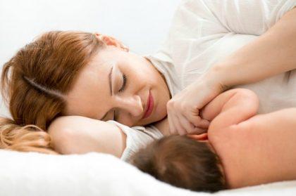 نگه داشتن نادرست پستان توسط نوزاد در دوران شیردهی