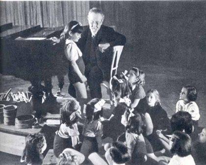 420x336 - روشهای آموزش موسیقی به کودکان :2- روش دالکروز