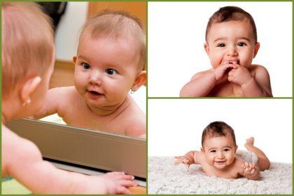 رشد جسمی کودکان صفر تا سه ماهه