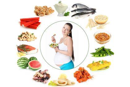 در زمان بارداری 420x280 - تغذيه مناسب در دوران بارداری به همراه فیلم