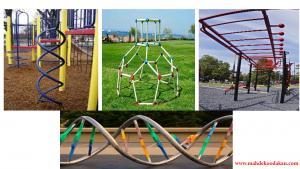 2 300x169 - انواع تجهیزات بازی کودکان در مهد کودک ها و پارک ها
