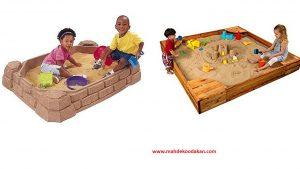 انواع تجهیزات بازی کودکان در مهد کودک ها و پارک ها