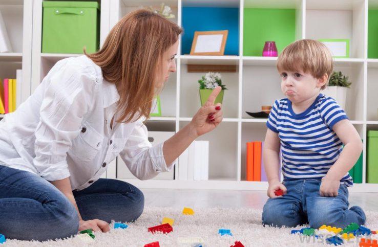 رفتارهای نادرست کودکان