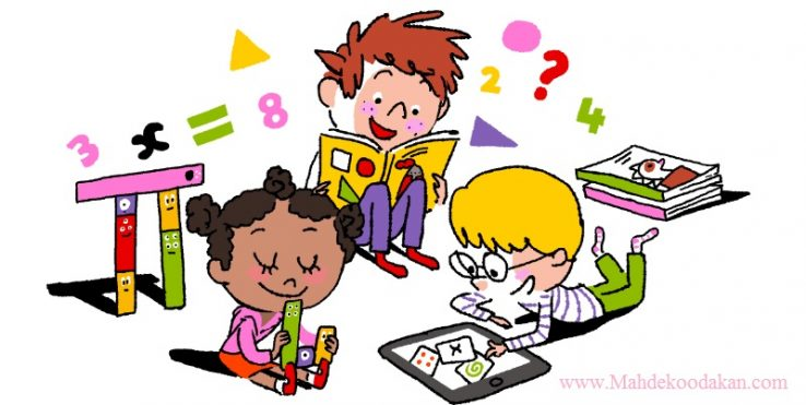 ریاضی کودکان پیش دبستان