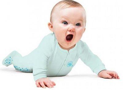 رشد جسمی نوزاد 6 تا 9 ماهه