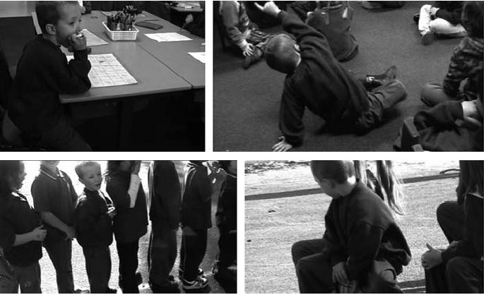 مدلی از یادگیری و تحول کودکان از طریق شرکت کردن در اعمال موسسه ای (هدگار 2009)