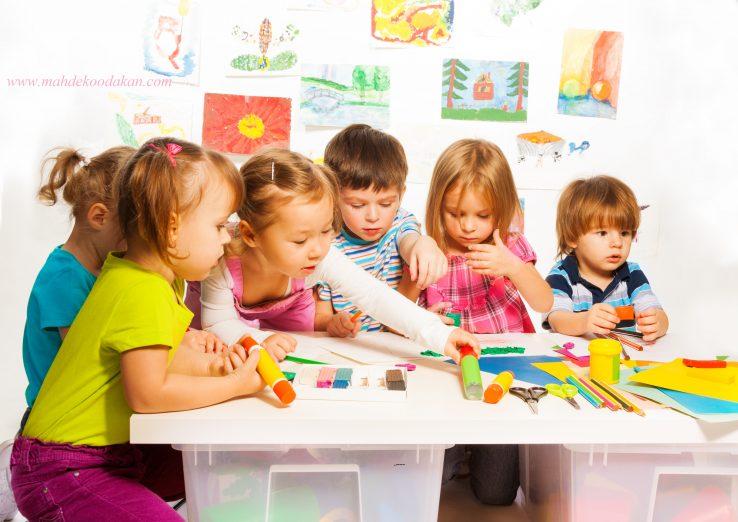 روشهای یاددهی-یادگیری (تدریس) در دوره پیش از دبستان