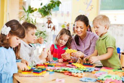 روش های یاددهی-یادگیری در پیش از دبستان