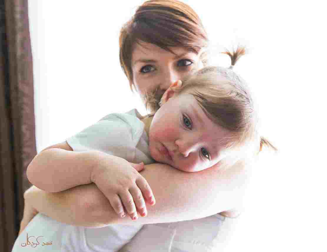 اضطراب جدایی در کودکان دو تا سه ساله