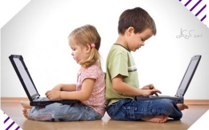 اعتیاد به اینترنت و فضای مجازی در کودکان: دلایل، پیامدها و آمارها