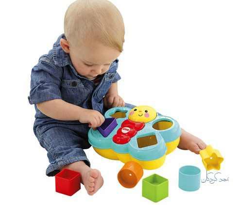 شناخت و افزایش رشد جسمی کودکان نه تا دوازده ماهه ب