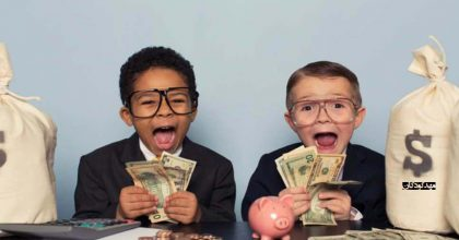 آموزش جامعه سواد مالی به کودکان: بخش دوم: بدست آوردن پول