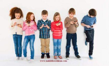 8 راهکار برای درمان اعتیاد کودکان به فضای مجازی و موبایل