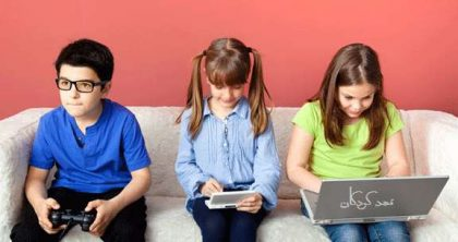 با اعتیاد کودکان به دنیای مجازی و گوشی چه کنیم؟ 8 گام مهم