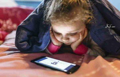 اعتیاد کودکان به موبایل و فضای مجازی را با این 8 راهکار درمان کنید