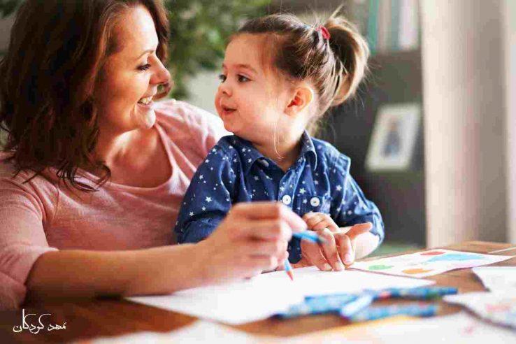 رشد زبانی کودک 18 ماهه تا 24 ماهه و فعالیتهایی برای افزایش رشد زبانی