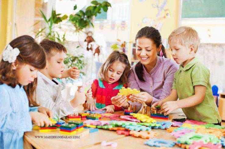 مجموعه کتاب های آموزشی پیش از دبستان ویژه مربیان و کارشناسان