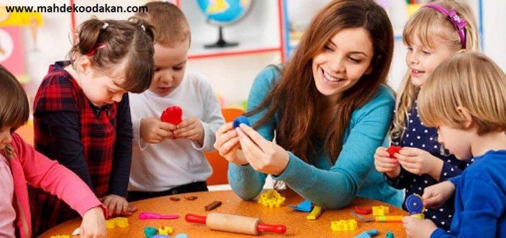 روش های آموزش در پیش از دبستان