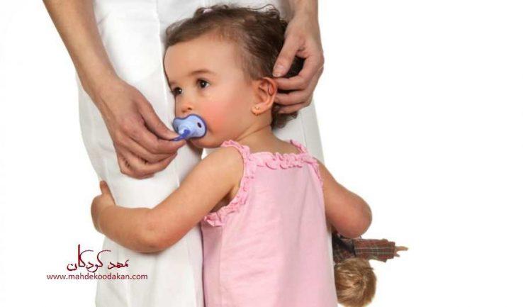 اضطراب جدايي در کودکان: شناخت و درمان اضطراب جدایی