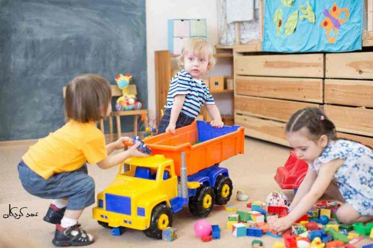 مشکلات رفتاری کودکان در مهد کودک و راه حل های اثربخش