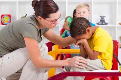 مشکلات رفتاری کودکان در مهد کودک