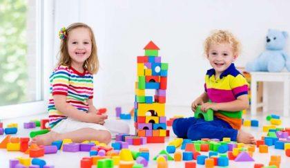 برنامه درسی خلاق و انواع اسباب بازی ها و بازی های با قاعده و تاثیرات آنها بر رشد کودکان