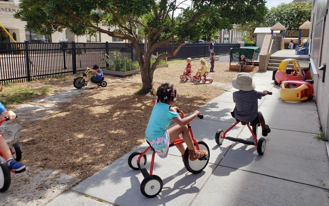 بازی2 - اصول طراحی زمین بازی در فضای باز مهد کودک